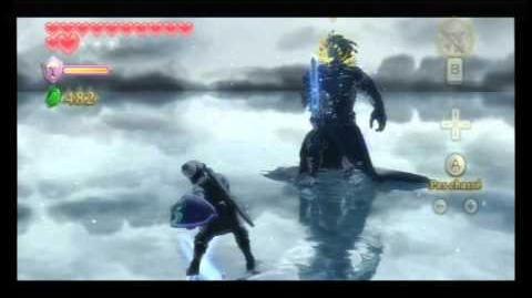 Zelda Skyward Sword Boss Final Avatar du Neant