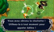 Clochette ALBW