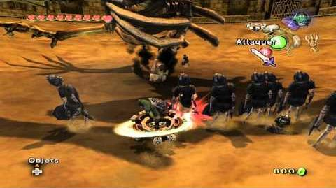 Humbaba Boss de la Tour du Jugement (Zelda Twilight Princess) HQ