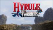 Hyrule Warriors Adventure Mode LoZ Start Screen (3D Cutscene)