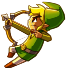 Link and Bow