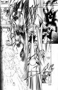Ganon Fantasma en Manga OoT-4
