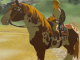 Cheval (Breath of the Wild)