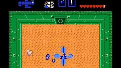 Batalla contra Manhandla (The Legend of Zelda)