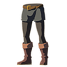 Breath of the Wild amiibo Rune Items (Classic Hero's Clothes Armor Set) Trousers of the Hero (Icon).png
