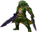 Ganondorf costume cocolint HWL