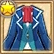 Hyrule Warriors Legends Fairy Clothing Captain's Jacket (Top)