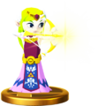 Trofeo Zelda The Wind Waker SSBWiiU