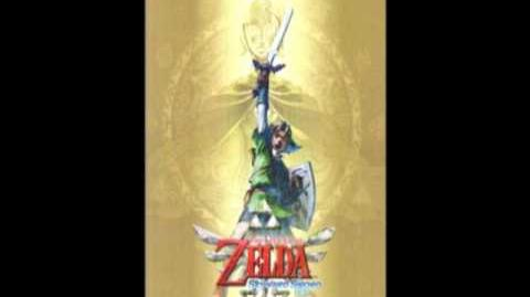 Zelda Skyward Sword- Dans le petit bateau du capitaine
