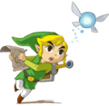 Link (Phantom Hourglass)