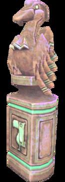 Statue d'Oiseau SS 3
