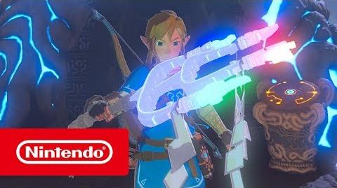 The Legend of Zelda Breath of the Wild – Bande-annonce DLC 2