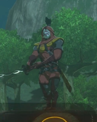 Yiga Blademaster | Zeldapedia | FANDOM powered by Wikia