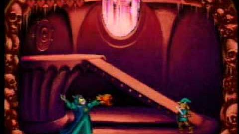 Zelda CD-I The Faces of Evil Ending