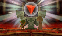 Force Gem (Fire Temple)