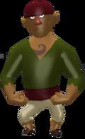 Gonzo figurine