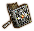 Hyrule Warriors Book of Sorcery Sealing Tome (Level 2 Book of Sorcery).png