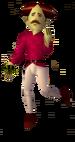 Jumeaux Jongleur Rouge MM