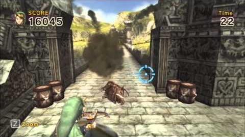 Link's Crossbow Training Level 6
