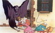 Magicien et le prince d'hyrule
