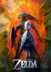 Artwork TLoZ Skyward Sword