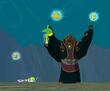 Ganondorf Link Zelda Triforce TWW