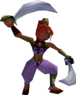 Gerudo Guard (Majora's Mask)