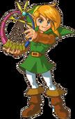 Link und die Harfe der Zeit