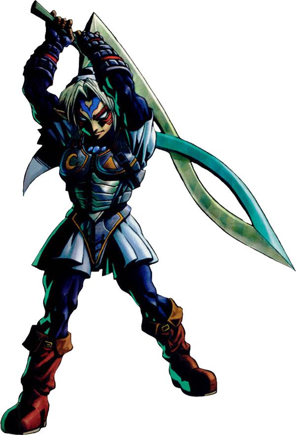 Fierce Deity | Zeldapedia | FANDOM powered by Wikia