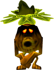 Matorral Deku (Ocarina of Time)