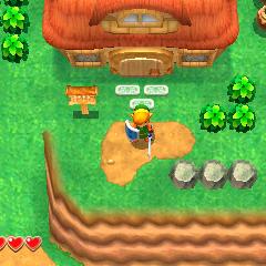 Link fuori da <a class=