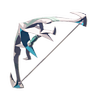 Breath of the Wild Zora Bow Silver Bow (Icon)