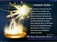 Lichtpfeil (Zelda) Trophäe aus SSBB