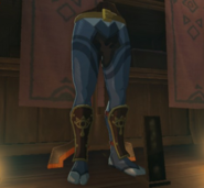 Breath of the Wild Enchanted Stealth Tights (Kakariko Village)