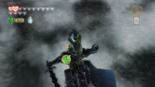 Heraldo Muerte contra Link SS 3