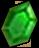 Icône Rubis Vert SS