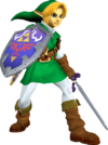 Link (Super Smash Bros. Melee)