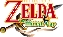 Logo The Legend of Zelda The Minish Cap