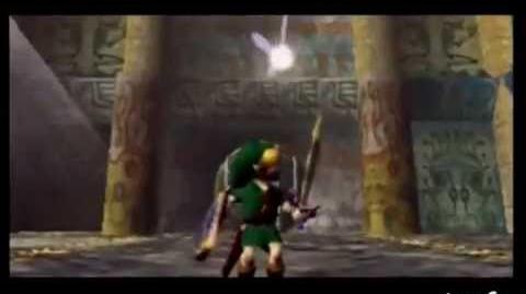 Pub française pour Majora's Mask nº 1 (Nintendo 64)