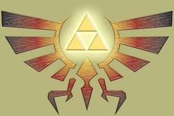 Triforce Crest