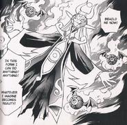 Vaati le prince du mal-Manga The Minish Cap (anglais)