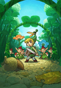 Characters (The Minish Cap)