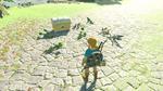 Fonction amiibo Zelda dans BOTW