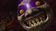 Hyrule Warriors The Shadow King The Moon of Impending Doom VS Twilit Dragon Argorok (Cutscene)