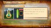 Hyrule Warriors Tutorials Magic Gauge Tutorial (1 of 1)