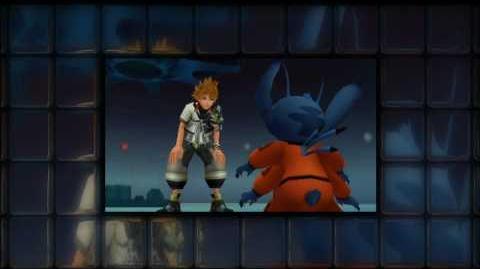Kingdom Hearts Birth by Sleep E3 2010 trailer (HD)