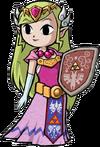 Princesse Zelda (The Minish Cap)
