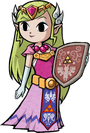 Princesse Zelda (The Minish Cap)