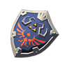 Breath of the Wild Shield of the Hero Hylian Shield (Icon)