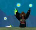 Ganondorf une la Trifuerza TWW